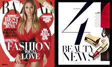 Harpers Bazaar Bond No9 Lips