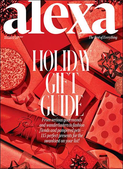alexa magazine