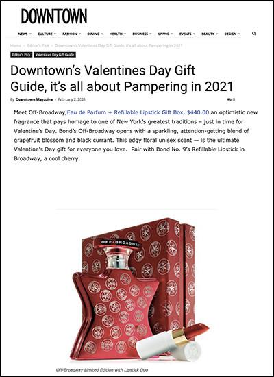 downtown magazine