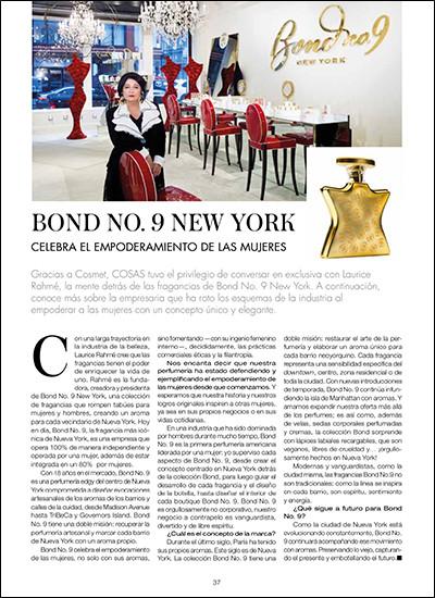 cosas magazine bolivia