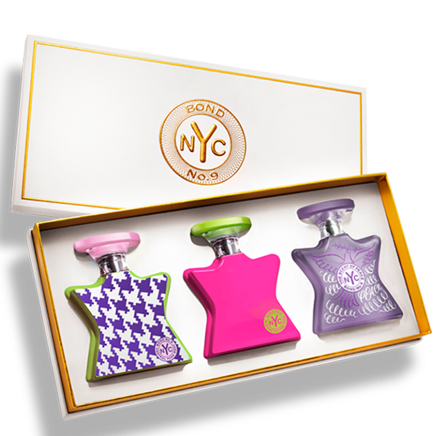 BOND NO.9 MOTHER'S DAY LUXE TRIO