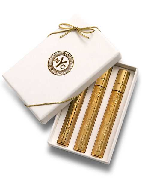 a trio of saks fifth avenue pocket sprays