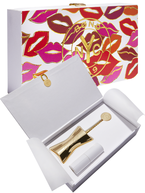 bond no. 9 refillable lipstick set - fashion avenue