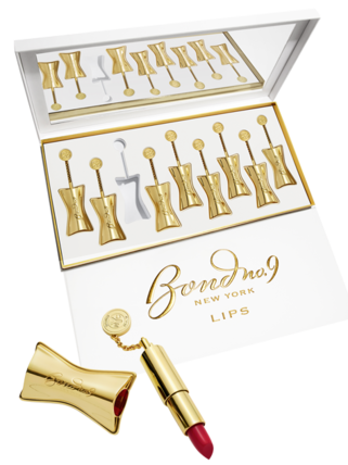 bond no. 9 lipstick set of 9