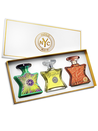 bond no. 9 luxe mens trio
