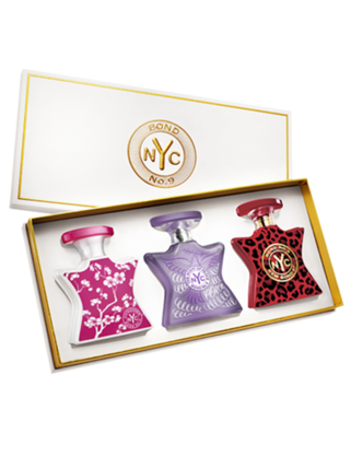 BOND NO. 9 LUXE WOMENS TRIO