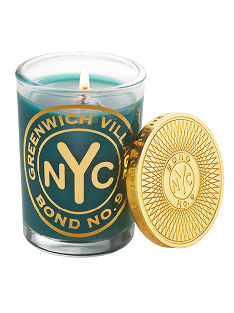 GREENWICH VILLAGE SCENTED CANDLE