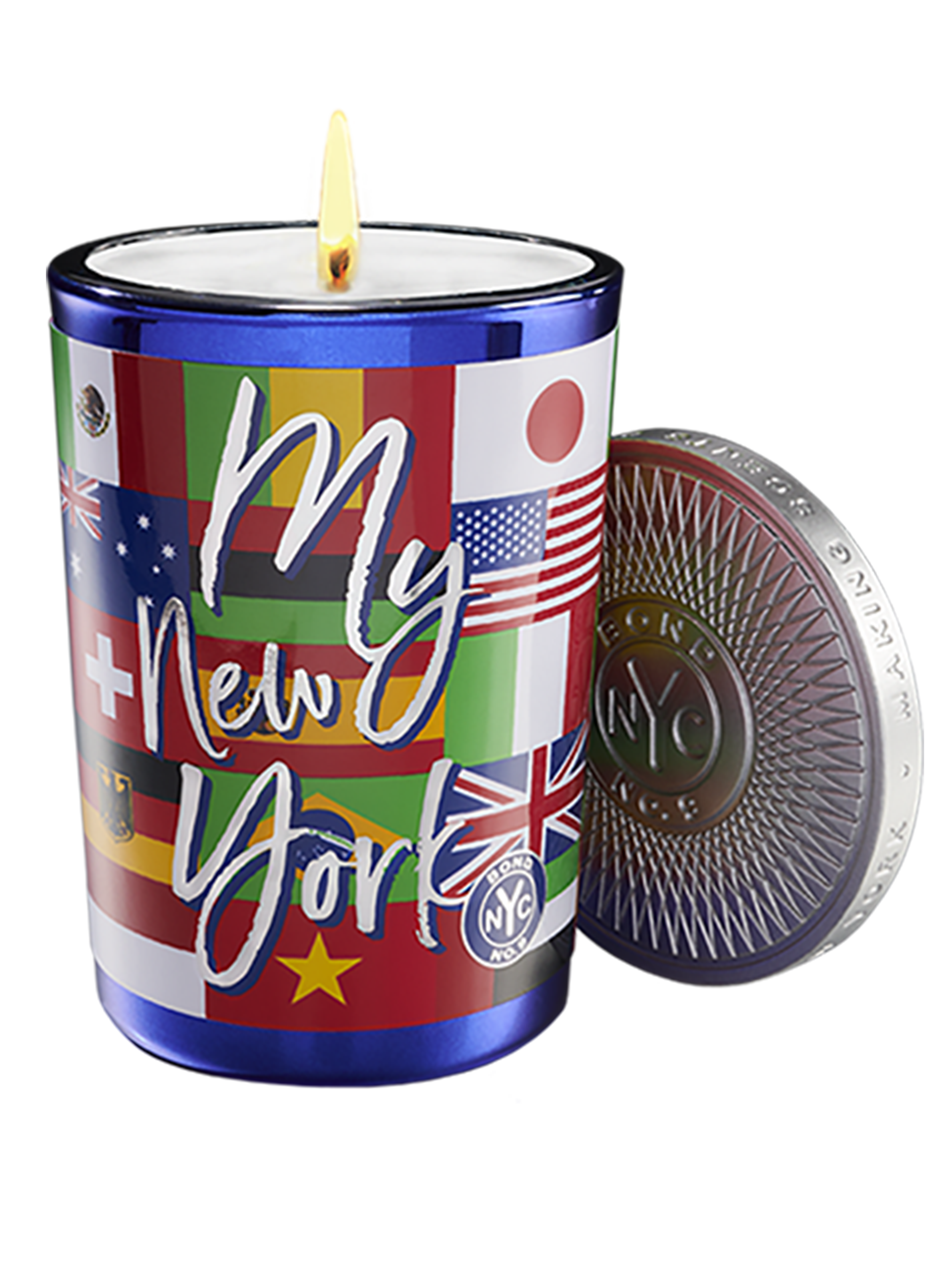 MY NEW YORK SCENTED CANDLE