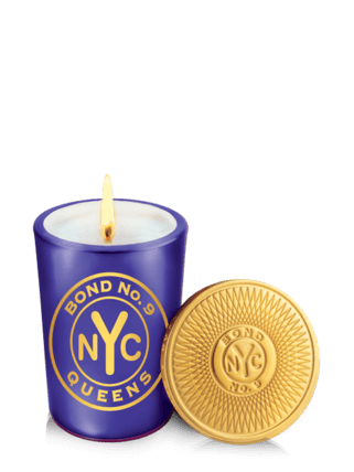 BOND NO. 9 QUEENS SCENTED CANDLE