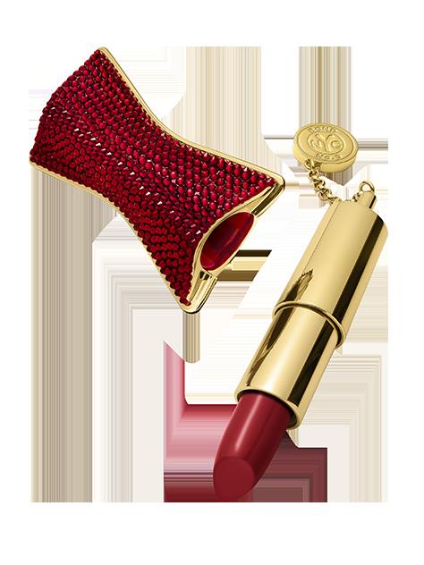 swarovski refillable lipstick - fashion avenue
