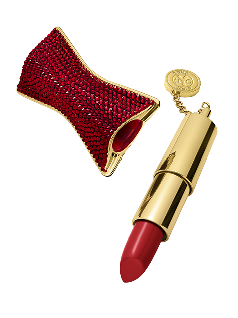 swarovski refillable lipstick - madison avenue