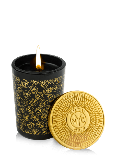 BOND NO. 9 WALL STREET SCENTED CANDLE