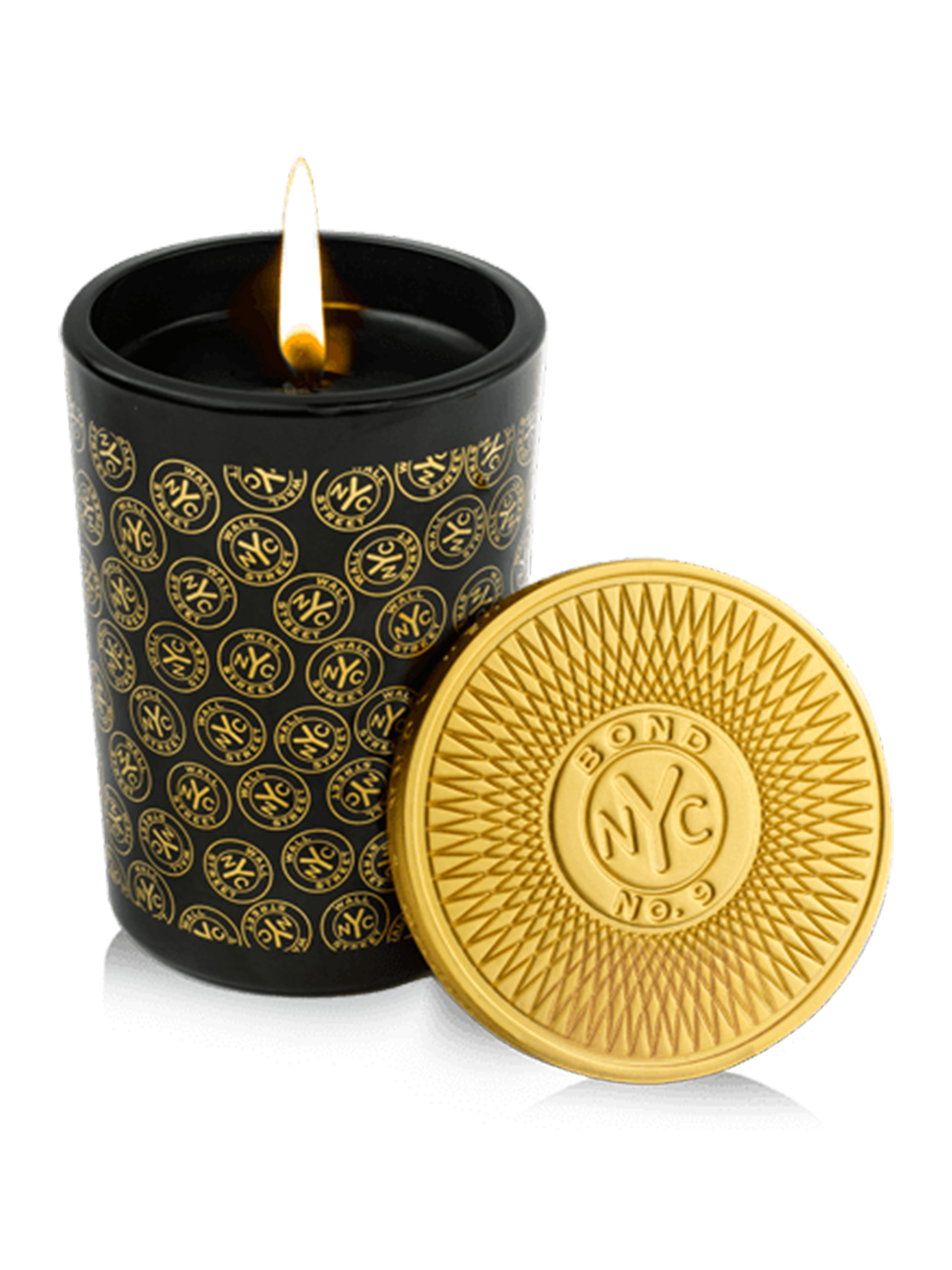 WALL STREET SCENTED CANDLE